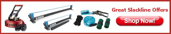Buy Slackline Equipment