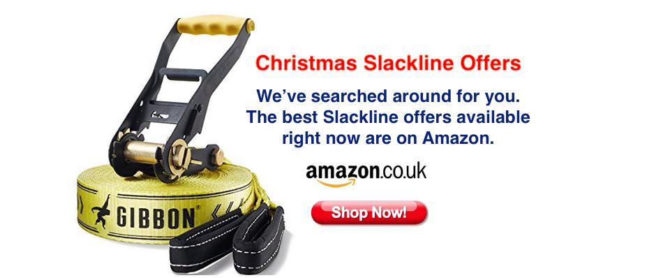 Buy a Slackline Now